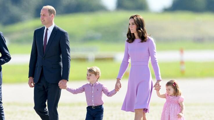 Kate Middleton révèle l'adorable surnom que George et Charlotte donnent à leur père, le prince William