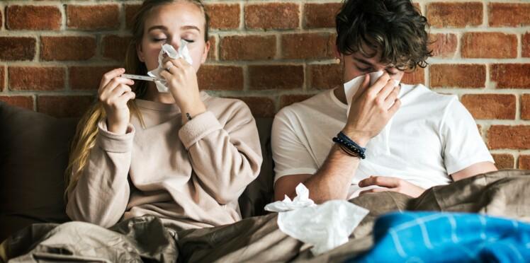 4 conseils pour se remettre plus vite d'une grippe