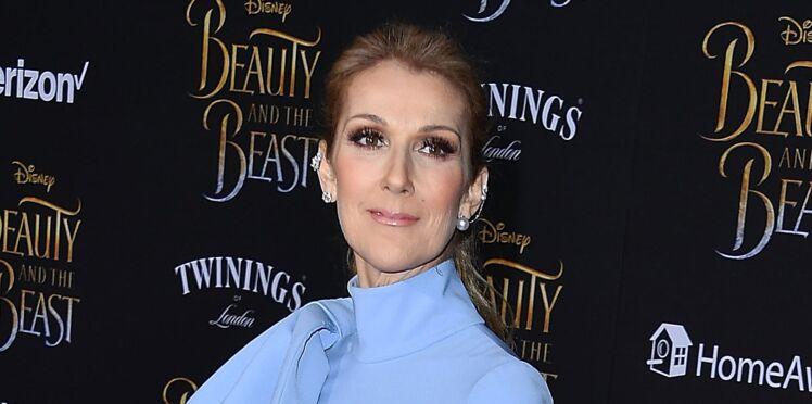 Céline Dion s'impose comme la reine des tendances dans un look rock ultra-mode en velours et cuir (on adore !)
