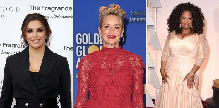 Photos - Eva Longoria, Sharon Stone, Oprah Winfrey… Ces stars qui étaient Miss avant de devenir célèbres