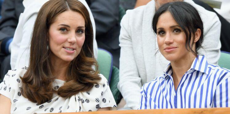 Meghan Markle odieuse avec le personnel : Kate Middleton s'emporte