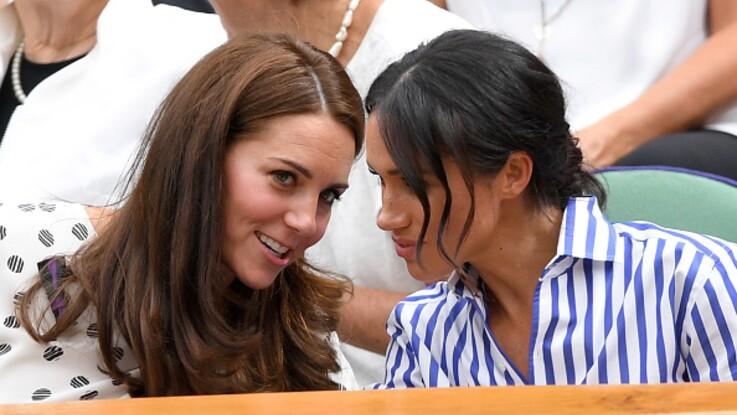 Kate Middleton et Meghan Markle en froid ? Kensington Palace obligé d'intervenir
