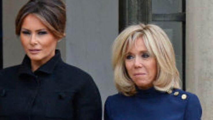 Brigitte Macron et Melania Trump : premières dames ultra-chic et estivales au sommet du G20 en Argentine