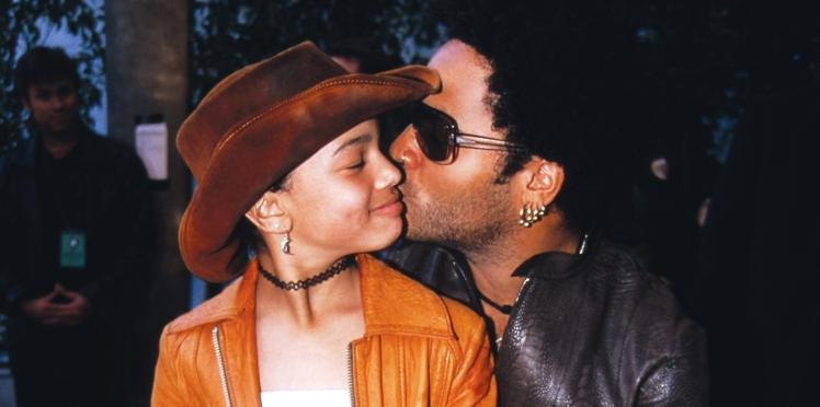 Lenny Kravitz publie un message touchant pour l'anniversaire de sa fille Zoë