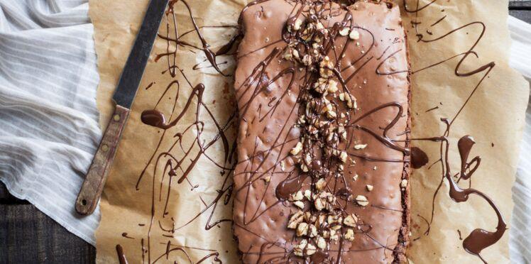 Brownie aux noix facile et rapide