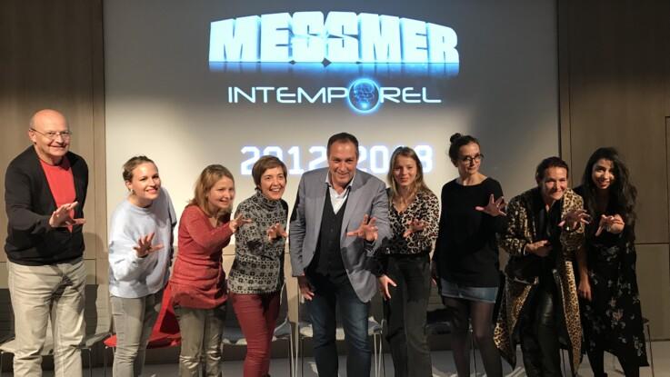 Messmer a hypnotisé la rédaction de Femme Actuelle!