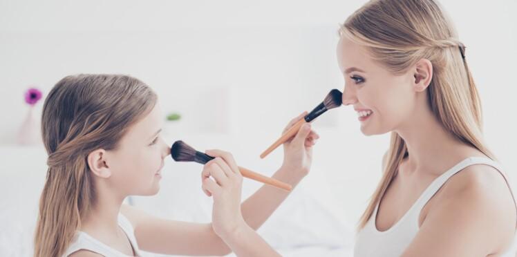 Des substances présentes dans les cosmétiques à l'origine de pubertés précoces