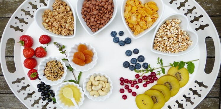 Top 8 des aliments à IG bas