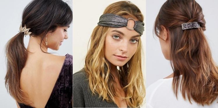 15 accessoires cheveux parfaits pour les fêtes