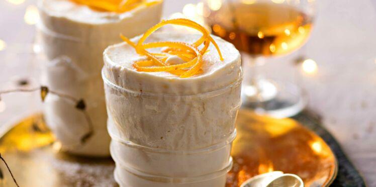 Soufflé glacé au Grand Marnier d'Anne-Sophie Pic