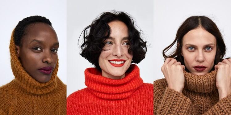Make-up : Zara lance sa première collection de maquillage