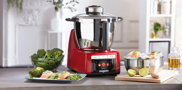 On a testé le robot cuiseur Cook Expert de Magimix