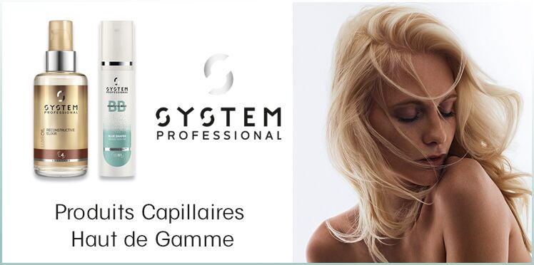 System Professional : 30 duos capillaires à gagner