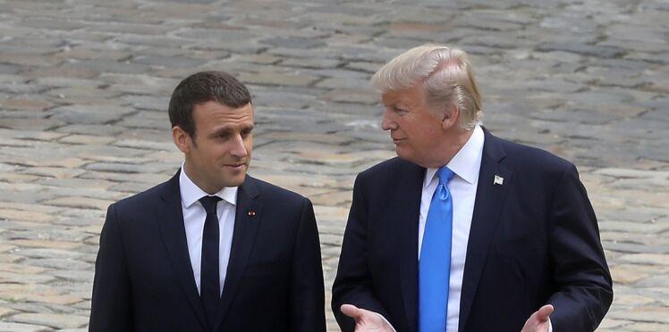 Donald Trump : le président américain est convaincu d'être soutenu par les gilets jaunes