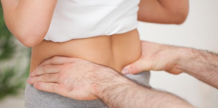 Douleur au coccyx : les différentes causes possibles