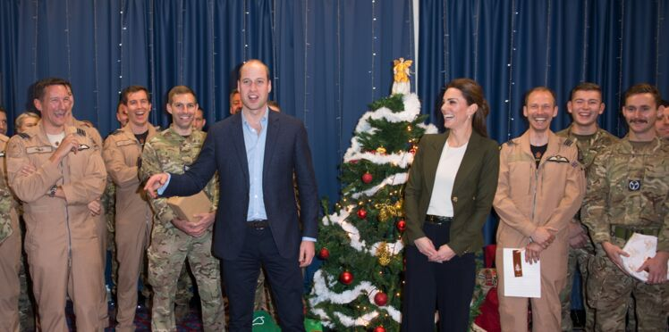 Quand le prince William se moque du look de Kate Middleton