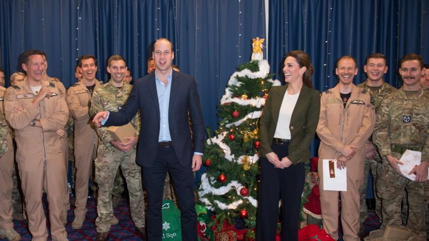 Quand le prince William se moque du look de Kate Middleton