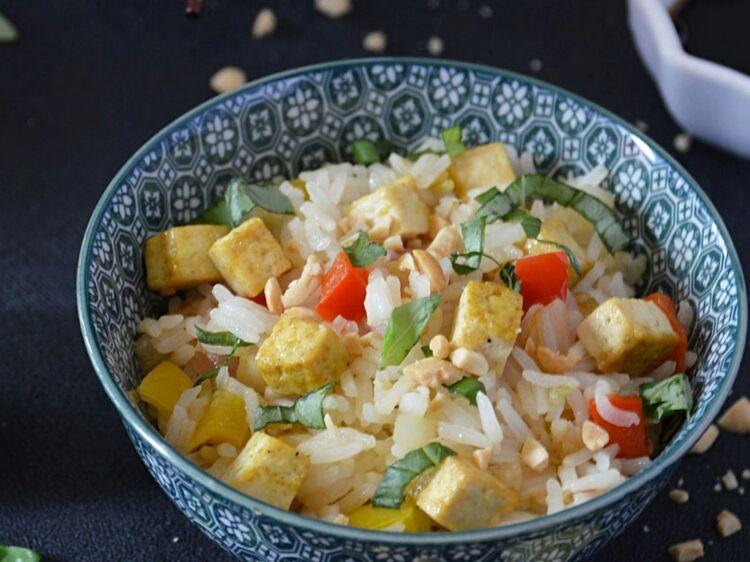 Riz façon thaï, citron vert et basilic : découvrez les recettes de cuisine de Femme Actuelle Le MAG