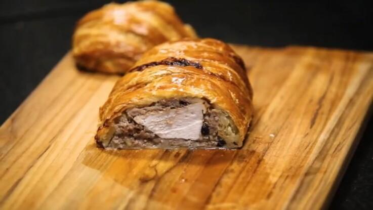 Filet de dinde en croûte : la recette facile et rapide pour Noël