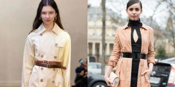 Comment porter une ceinture sur un manteau (et éviter l effet robe de  chambre 107ded2d2fb0
