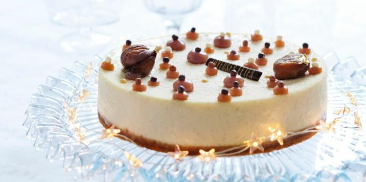 Gâteau de Noël à préparer à l'avance : nos idées de recettes