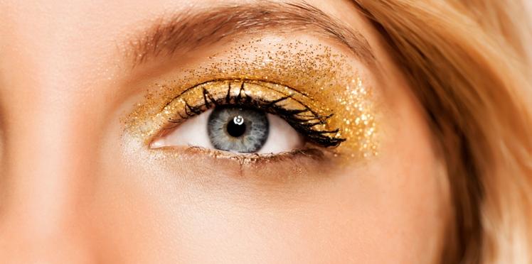 Maquillage à paillettes : comment le démaquiller ?