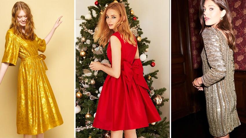 20 robes qui en jettent pour les fêtes !