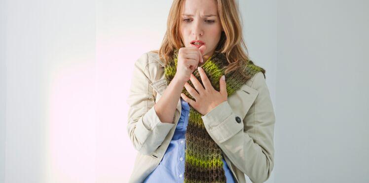 """Toux : peut-on vraiment """"cracher ses poumons"""" ?"""