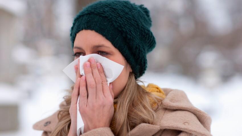 Pourquoi tombe-t-on plus souvent malade en hiver ?
