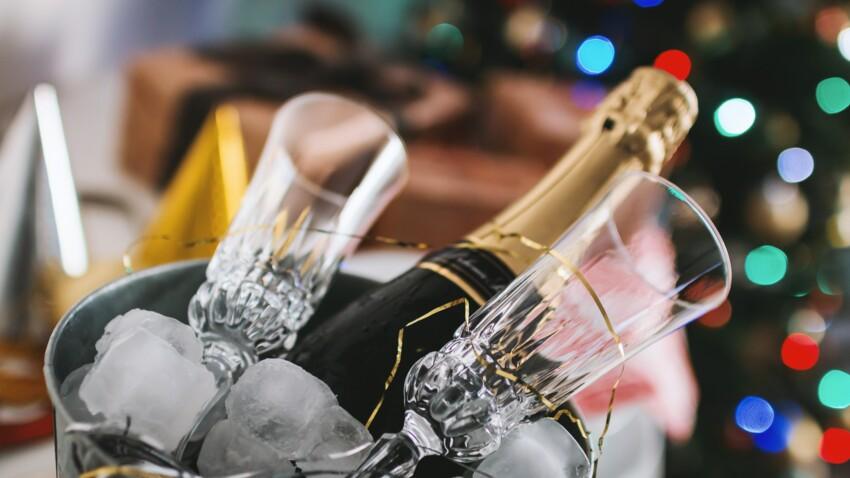 L'astuce géniale pour ouvrir facilement une bouteille de champagne