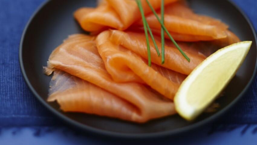 Pourquoi faut-il (absolument) éviter de mettre du citron sur le saumon fumé ?