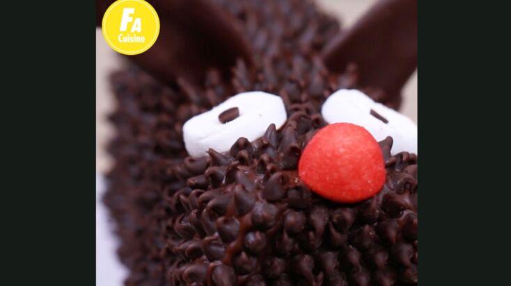Comment décorer un gâteau pour les enfants à Noël