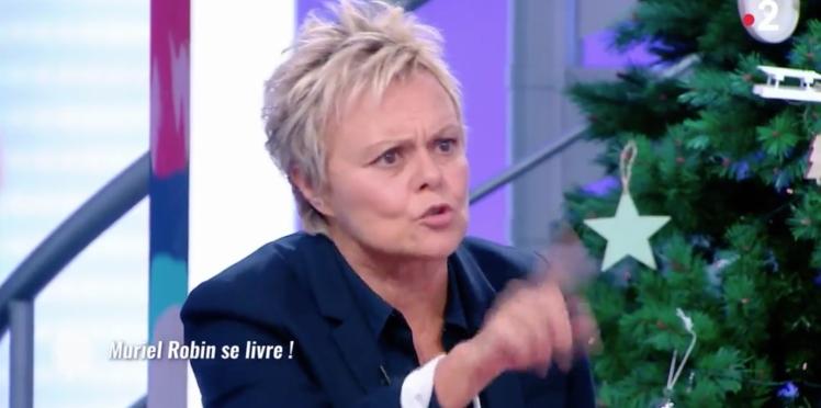 Quand Muriel Robin, très agacée, tacle Sophie Davant en pleine émission