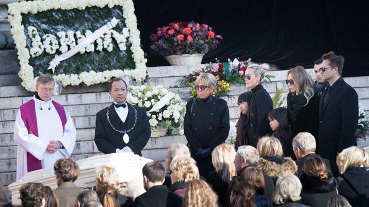 Laeticia Hallyday : la folle demande adressée à l'Elysée pour les obsèques de Johnny