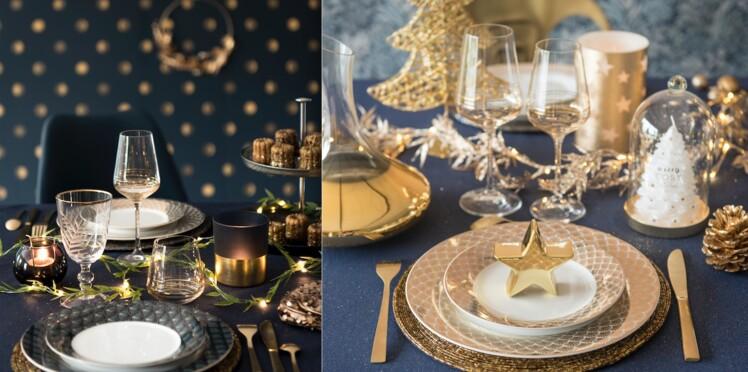 5 astuces inratables pour une belle table à Noel
