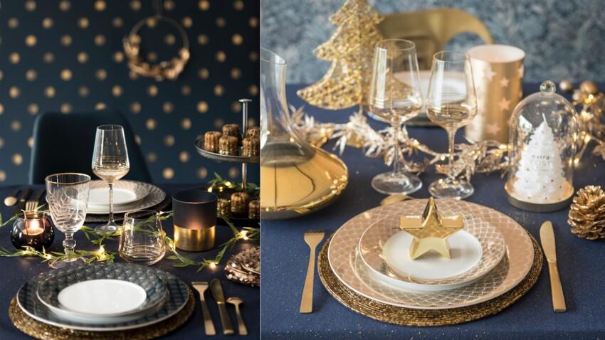 5 astuces inratables pour une belle table à Noël