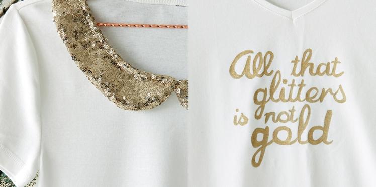 3 idées pour customiser un tee-shirt blanc facilement
