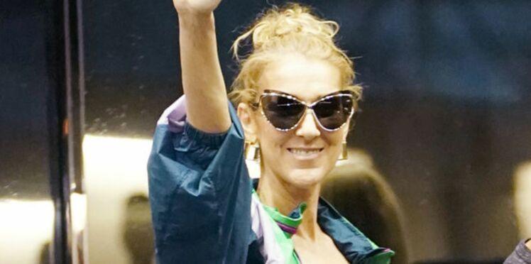Céline Dion ose l'improbable et enfile des cuissardes poilues !