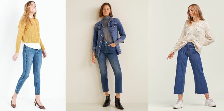 Jean effiloché : 10 modèles pour adopter la tendance