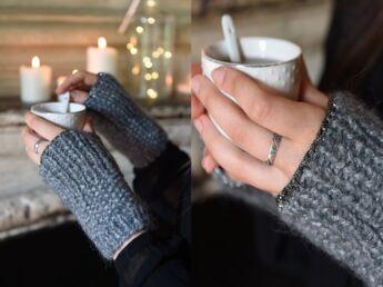 Craquez pour nos modèles faciles à tricoter   Femme Actuelle Le MAG d3c693f10824