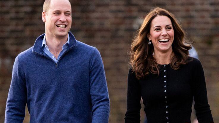 Photos – L'adorable carte de Noël de Kate, William et leurs 3 enfants dévoilée