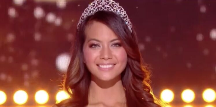 Miss France 2019 : Vaimalama Chaves, Miss Tahiti, remporte la couronne