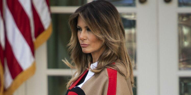 Photo - Melania Trump change de look et devient la risée des internautes