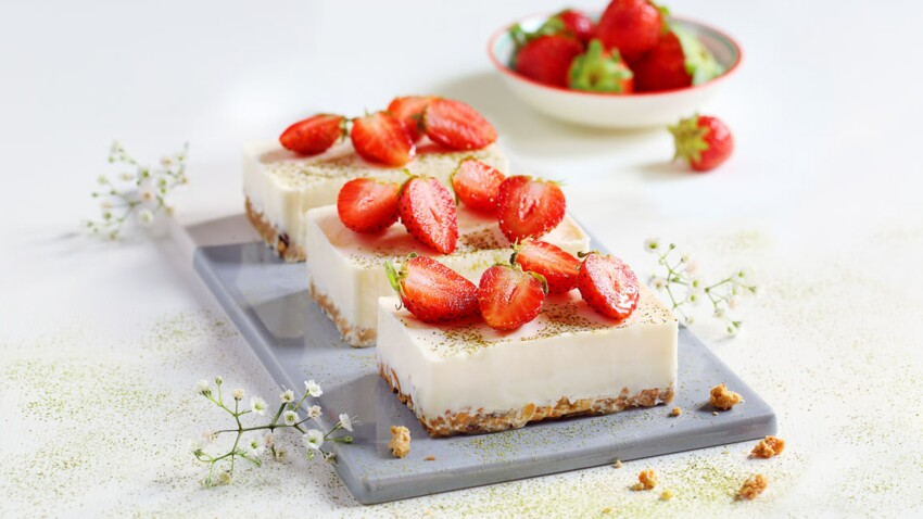 Cheesecake au yaourt
