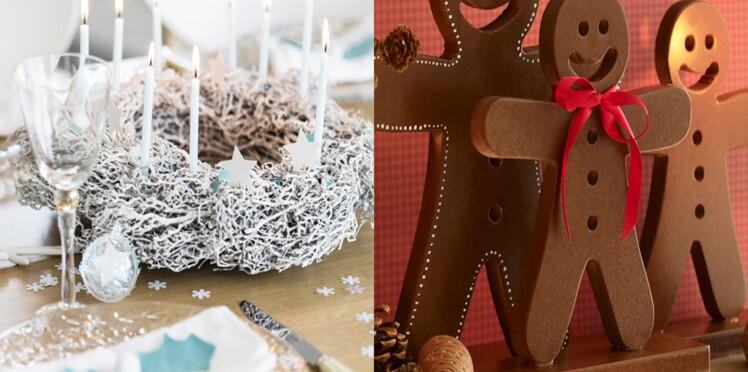 Notre sélection de décorations de Noël à fabriquer en bois