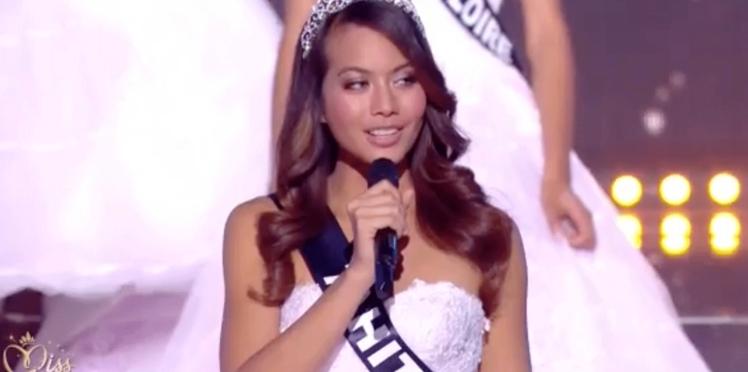 Miss France 2019 : Vaimalama Chaves dévoile comment elle a perdu plus de 20 kilos