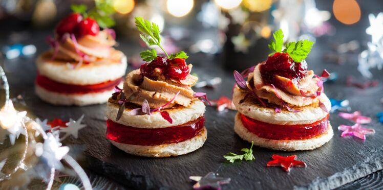 Repas de fêtes : 13 recettes gourmandes et légères