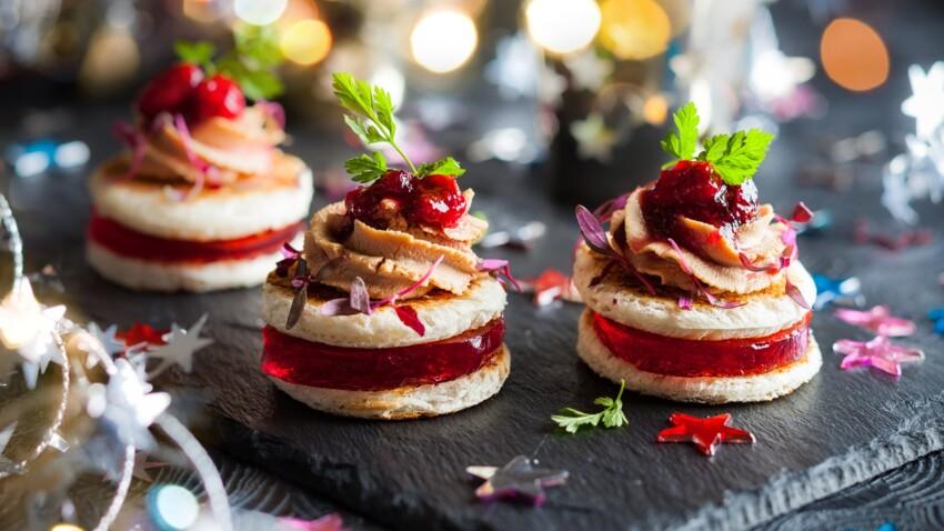 Repas de fêtes light : 13 recettes gourmandes et légères