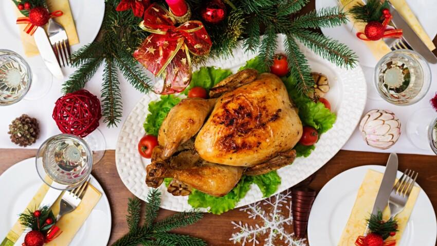 10 aliments de fête les moins caloriques