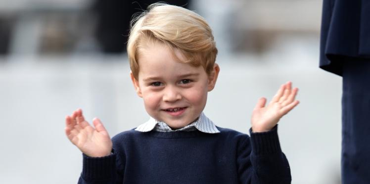Le Prince George en pantalon : une entorse au protocole royal !